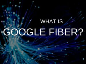 What is Google Fiber Graphic