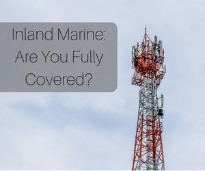 USA Telecom - Inland Marine