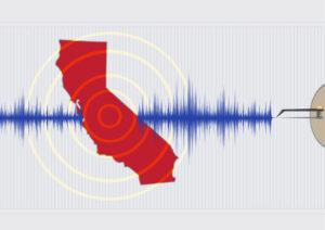 California Earthquake Graph