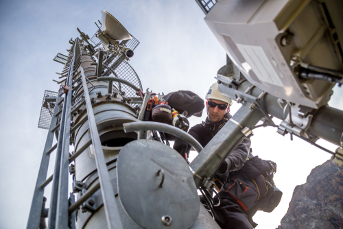 RF Safety for Telecommunications Tower Technicians