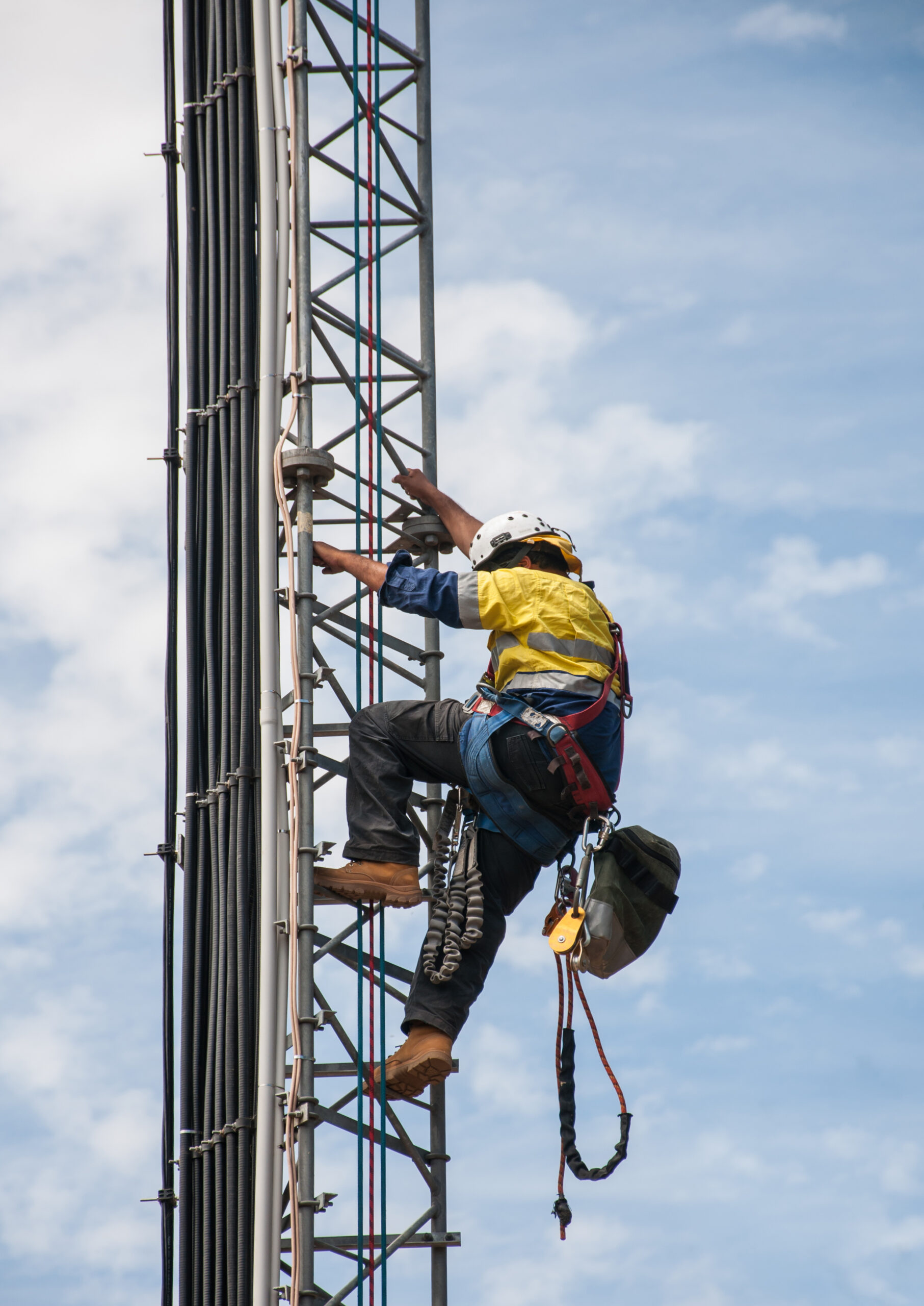 Preparing Your Tower Company for aTowerRescue