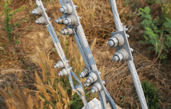 How to Inspect Guy Wire Anchors