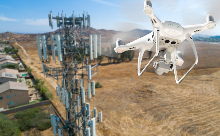 Will Drones Replace Telecom Tower Workers?